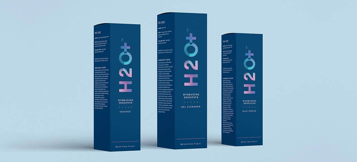 001 h2o senstive collection box set