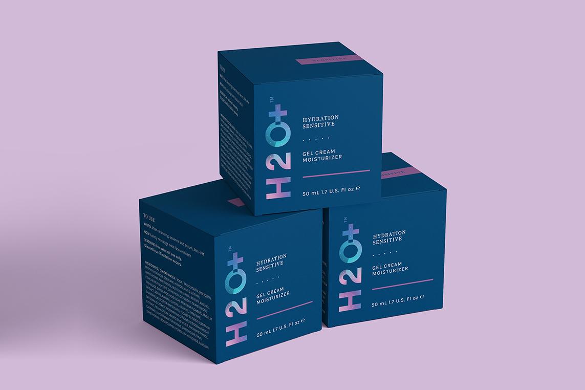 005 h2o gel cream box set