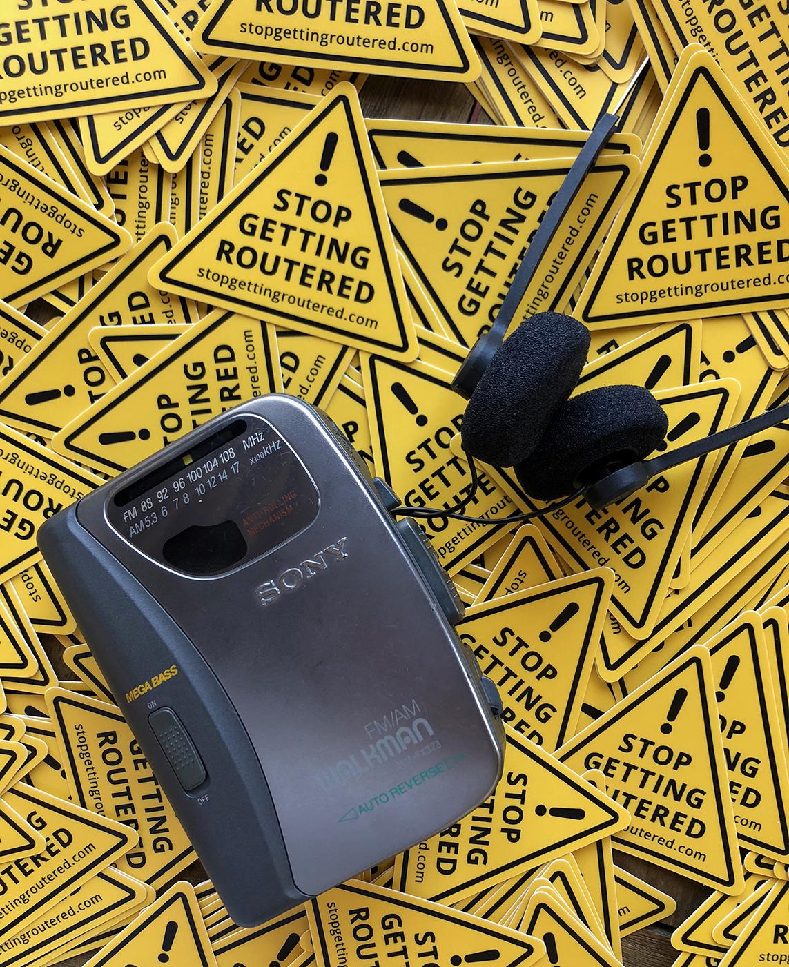 003 Silverpeak Directmail Walkman